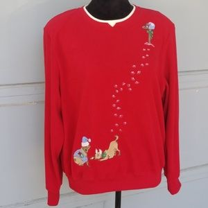 Christmas Sweater Alfred Dunner